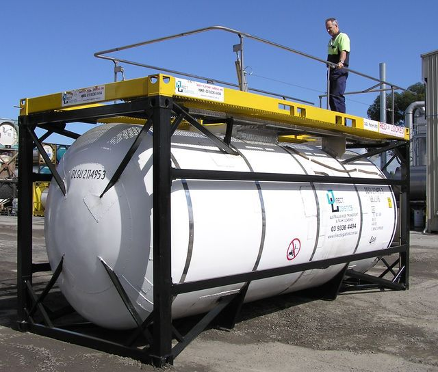 Tank Containers Iso Tanks Direct Logistics Pty Ltd